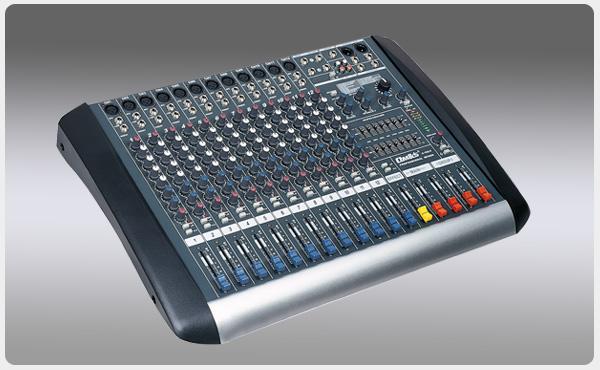 Professional mixer