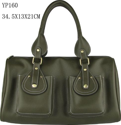 Black and White Stripe Tote Handbag (Черно-белая полоса Tote Сумочка)