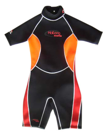 Women`s Shorty Wet Suit (Женские Shorty гидрокостюм)