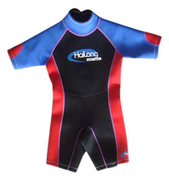 Kids` Shorty Wet Suit (Дети `Shorty гидрокостюм)