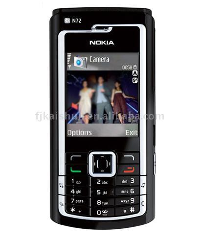 Mobile Phone (N72) (Мобильный телефон (N72))