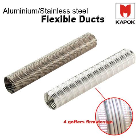 Aluminum Flexible Ducts (Алюминиевый Гибкие воздуховоды)