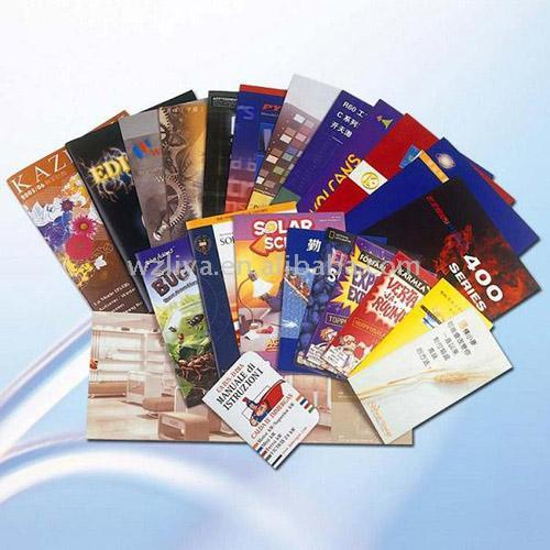 Brochures, Magazines, Catalogs, Instruction Books (Брошюры, журналы, каталоги, книги инструкция)