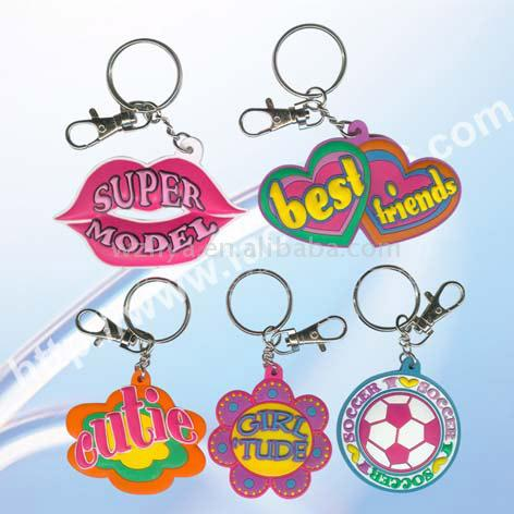 PVC Key Chain (ПВХ Key Chain)