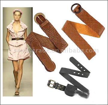 Men`s Leather Belt
