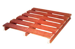 Wood-Plastic Pallet/Stack Board