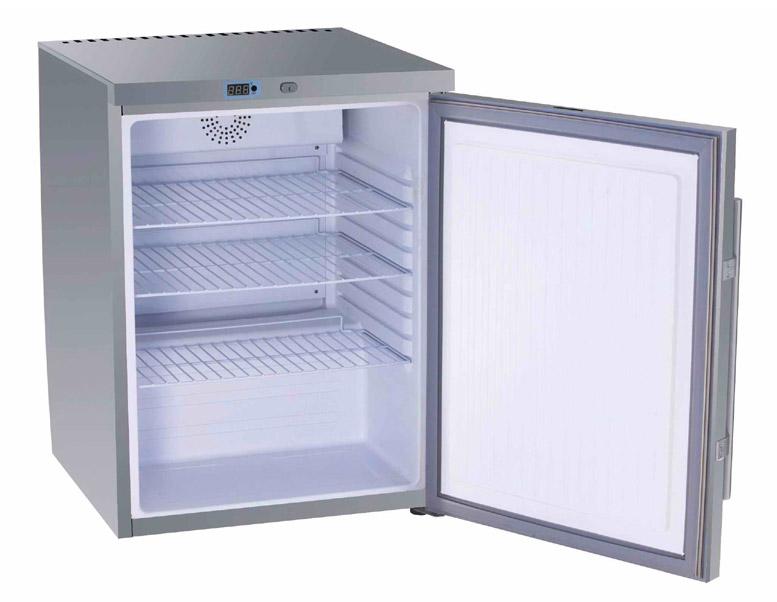 Entzuckend ... (Einzel Unterbau Edelstahl Kühlschrank). Bild Vergrößern