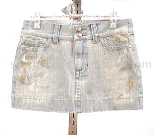 Citizen Jeans Skirt (Гражданин Джинсовая юбка)