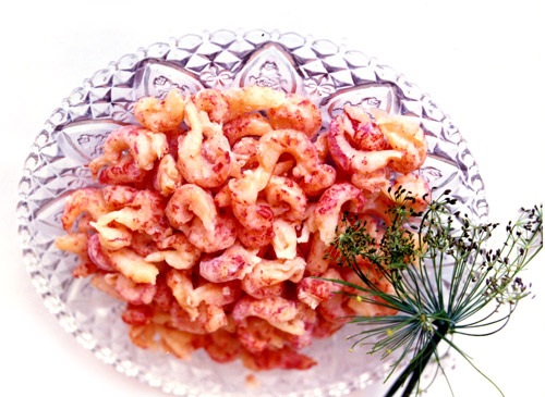 Frozen Crawfish Tail Meat