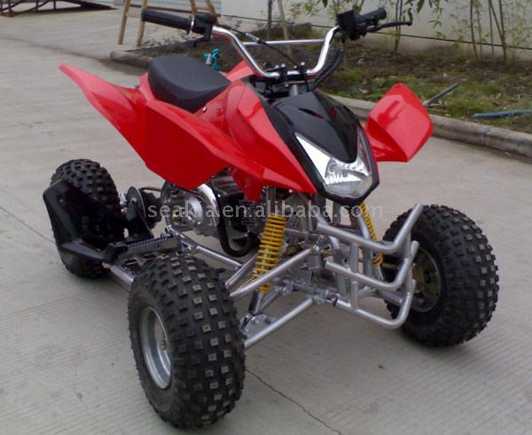 110cc Honda Style New Raptor Style Atv With Ce