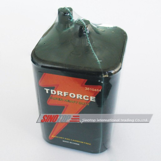 Extra Heavy Duty Battery (4R25CP/4R25P)