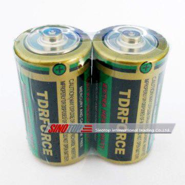 Zinc Chloride Battery-D C AA AAA 9V