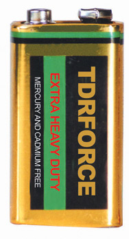 6F22 Extra Heavy Duty Batterie (6F22 Extra Heavy Duty Batterie)
