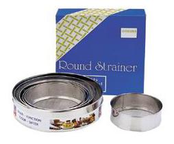 Round Strainer (Круглые фильтр)