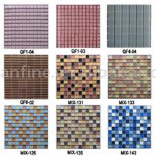 Glass Mosaic Tile (Стеклянная мозаика плитка)