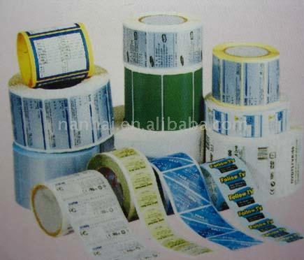 Labels and Tags (Этикетки и ценники)