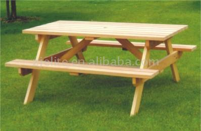 Garden Chair and Table (Сад стул и стол)