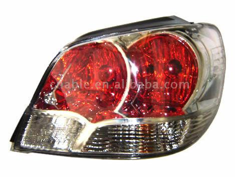 Auto Side View Mirror Corolla With Led