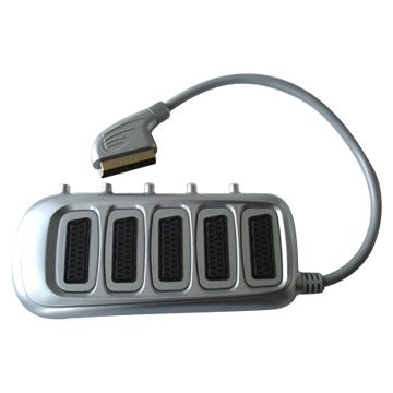 Scart Connector / Cable (Разъем SCART / Кабельный)