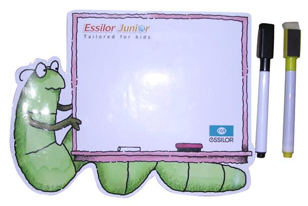 Message Board, Pen