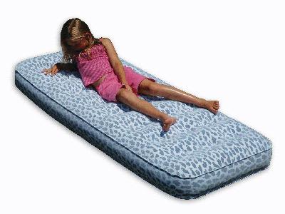Printed Flocked Air Bed