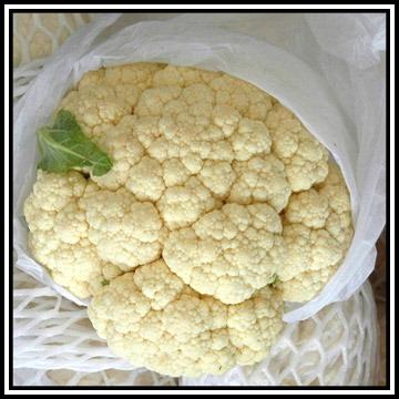 Fresh Cauliflower (Свежая цветная капуста)