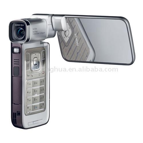 Mobile Phone(Nokia N93i)