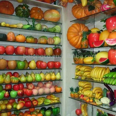 Как своими руками сделать искусственные овощи