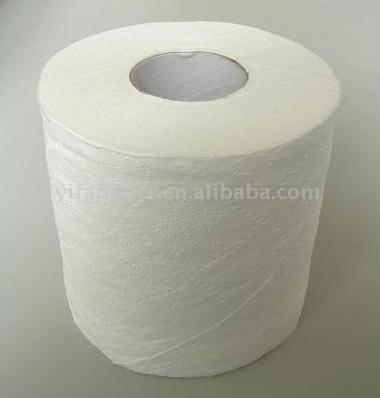 Embossed Toilet Paper (Туалетная бумага с тиснением)