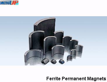 Ferrite Permanent Magnets (Ферритовые постоянные магниты)