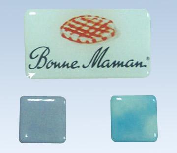 Fridge Magnets with Epoxy Resin Coating (Холодильник магниты с эпоксидным покрытием)