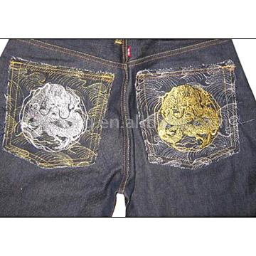 Brand Jeans (Bbc, Red Monkey)to The People Of The World