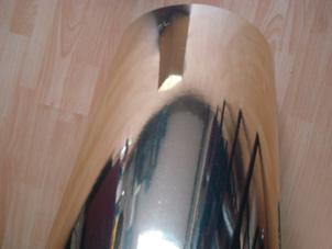 Golden Aluminum Foil Laminated Paperboard (Gloss Face) (Золотые Алюминиевая пленка картона (Gloss F e))