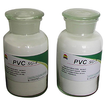 PVC Resin SG-4 and SG-5 (Смола ПВХ SG-4 и ИК-5)