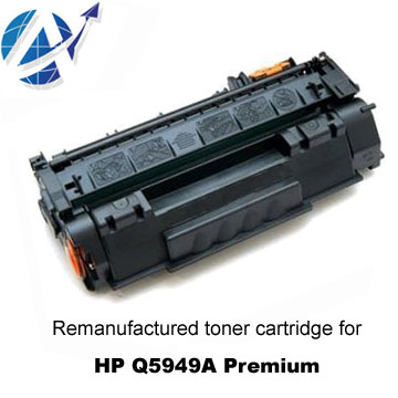 Remanufactured Toner Cartridge HP Q5949A Premium (Remanufactured Toner Q5949A HP Premium)