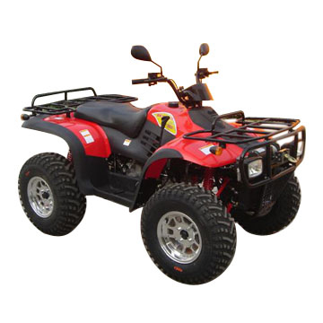 260cc EEC 4-Wheeler Independent Suspension ATV (260cc ЕЭС 4-Wh ler независимой подвеской ATV)