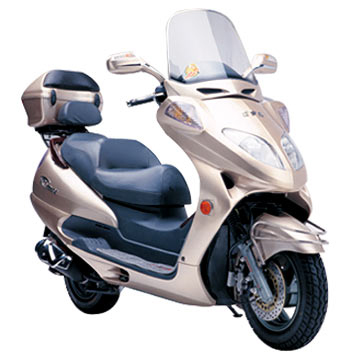 250cc/150cc Scooter (EEC, EPA Approved) (250cc/150cc Scooter (ЕЭС, EPA Approved))