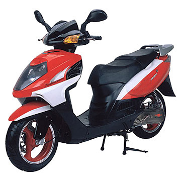 50cc/125cc/150cc EEC Scooter (50cc/125cc/150cc ЕЭС Scooter)