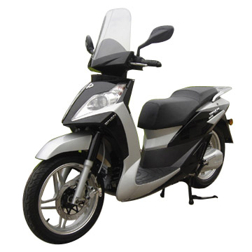 125cc / 150cc EEC and EPA Approved Scooter (125cc / 150cc ЕЭС и EPA Утвержденный Scooter)