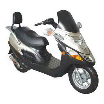 125cc EEC Scooter (125cc ЕЭС Scooter)