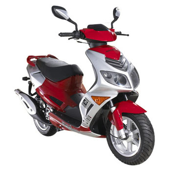 50/125/150cc EEC Scooter (50/125/150cc ЕЭС Scooter)