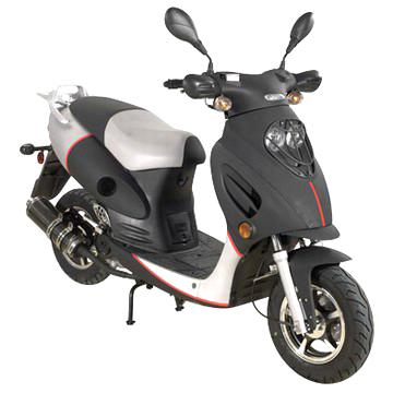 50cc/125cc EEC Scooter (50cc/125cc ЕЭС Scooter)