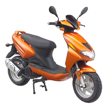125/50cc EEC Scooter (125/50cc ЕЭС Scooter)