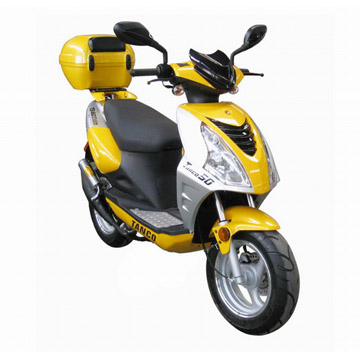 50cc EEC Scooter (50cc ЕЭС Scooter)