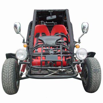 250cc EEC Go Kart Water-Cooled Automatic (CEE Go Kart 250cc refroidi à l`eau automatique)