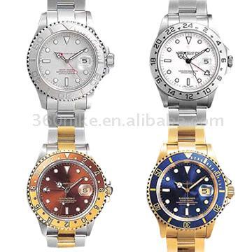 Fashionable Watches (Модные часы)
