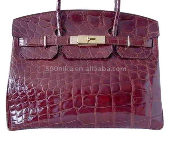 Leather Handbag (Сумочка кожа).  Ladies` Tote Bags (Tote Дамские сумки).