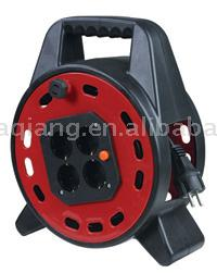 Cable Reel, Portable Plug