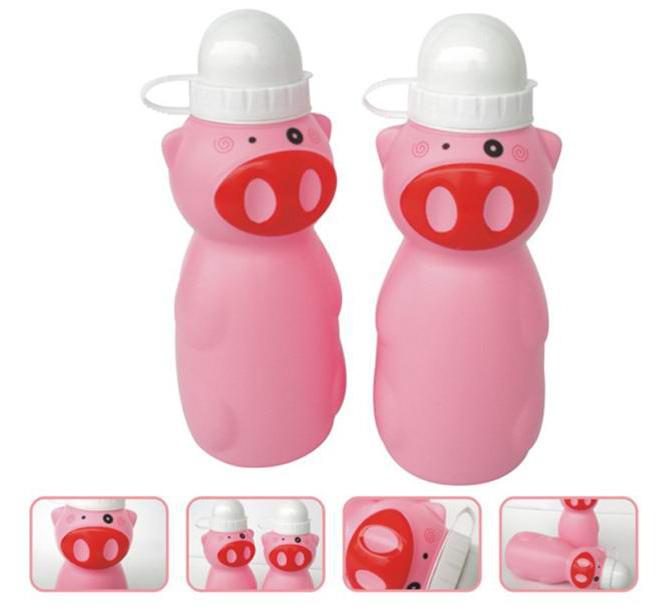 Animal Water Bottle/Sports Bottle, Cartoon Water Bottle (Животный Вода Бутылка / Спорт бутылки, бутылки вода мультфильм)