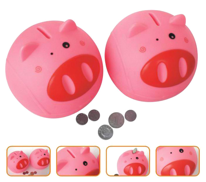 Cartoon Money Bank / Money Box, Animal Coin Bank / Coin Box (Мультфильм Money Bank / Money Box, Животный монеты Банка / копилки)